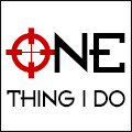 One Thing I Do