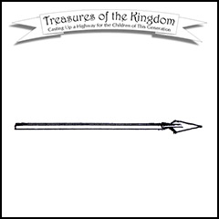 Treasures of the Kingdom, Number 73 (Winter 2018)